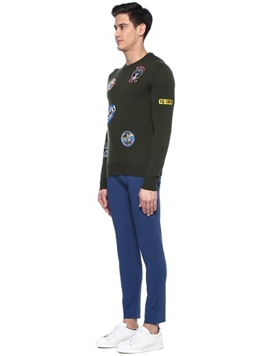 Dolce&Gabbana Jean Pantolon Mavi
